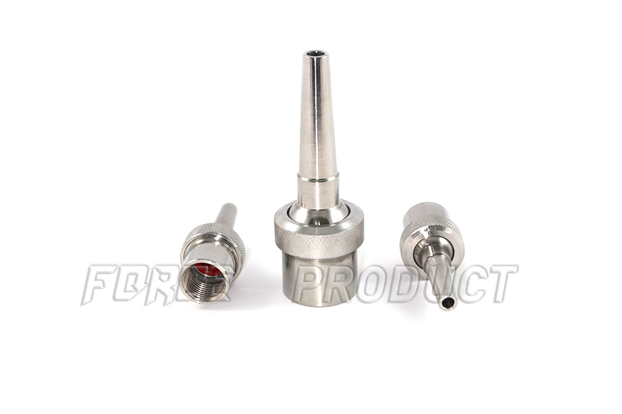 Fountain nozzle Comet  Stainless Steel